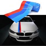 NOU! Sticker 2 metri BMW M Seria 3 5 6 M3 M5 M6 E36 E46 E90 E60 piese - Stickere tuning