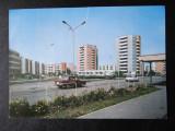 SEPT15- Vedere/Carte postala - Slatina, Circulata, Printata