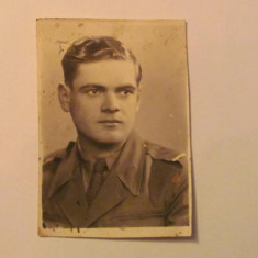 GE - Fotografie militar roman Radna 1949, Alb-Negru, Romania 1900 - 1950