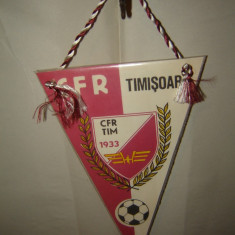 Fanion CFR Timisoara 1933