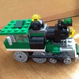 LEGO, Locomotiva