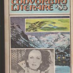 Convorbiri literare 1985 1986 1988 1989 1990 - Revista culturale