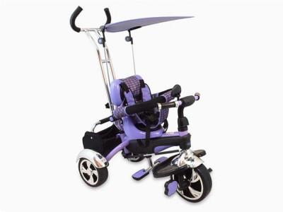 Tricicleta Copii Baby Mix Gr01 Violet foto