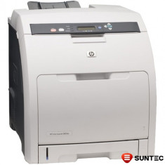 Imprimanta laser HP Color Laserjet 3800dn (duplex + retea) Q5983A - Imprimanta laser color