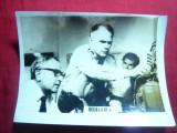 Fotografie din Filmul - Decolarea cu Liviu Ciulei , dim.= 16,5 x12 cm