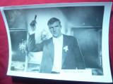Fotografie din Filmul - Padurea Pierduta cu Ilarion Ciobanu , dim. 17 x12 cm
