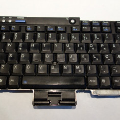 Tastatura laptop IBM ThinkPad T60 15.0inch Type 2007-53G ORIGINALA!
