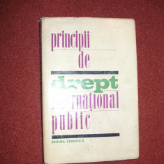 PRINCIPII DE DREPT INTERNATIONALPUBLIC