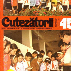 Revista Cutezatorii 45 anul 1973
