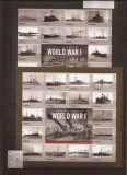 Guyana - Royal Navi - WW I - 2015 NOU, Militar, Nestampilat