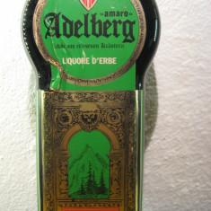 Adelberg, liquore d'erbe, italy, cl 75 gr 30 ani/60 - Lichior