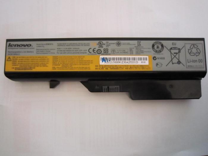 BATERIE / ACUMULATOR ORIGINAL LENOVO G460 G560 G570 G575  G700 - L09M6Y02