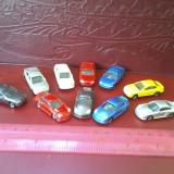 bnk jc Machete auto 1/100 pentru diorame HO