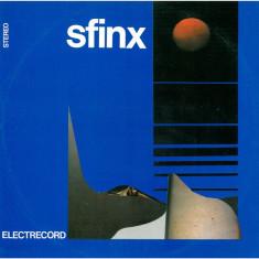 Sfinx – Sfinx (LP) - Muzica Rock electrecord, VINIL