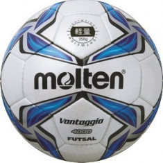 Minge futsal Molten F9V4000 - Minge fotbal Molten, Marime: 4