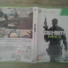 Call of duty - Modern Warfare 3 - MW3 - Joc XBOX 360 - Jocuri Xbox 360, Shooting, 18+, Multiplayer