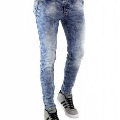 Blugi tip Zara fashion - blugi barbati blugi conici CALITATE GARANTATA cod 6273, Marime: 34, 36, Culoare: Din imagine
