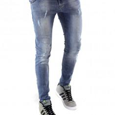 Blugi tip Zara fashion - blugi barbati blugi conici - 6275G7, Marime: 34, Culoare: Din imagine