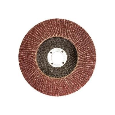 Disc lamelar polizor pentru slefuit MTX, P 80, 125 х 22,2 mm foto