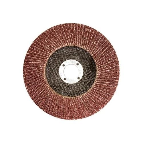 Disc lamelar polizor pentru slefuit MTX, P 80, 125 х 22,2 mm foto mare