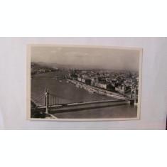 "CY - Ilustrata BUDAPESTA Ungaria ""Dunarea"" 1940"