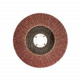 Disc lamelar polizor pentru slefuit MTX, P 60, 125 х 22, 2 mm
