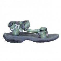 Sandale pentru barbati Teva Terra Fi Lite Geometric Green (TVA-1001473-GGRN)