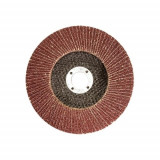 Disc lamelar polizor pentru slefuit MTX, P 60, 115 х 22, 2 mm