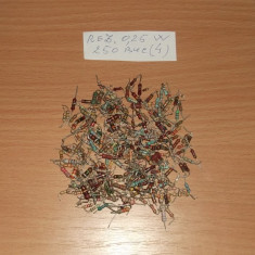 Rezistente 0, 25W - 250 Bucati (4)