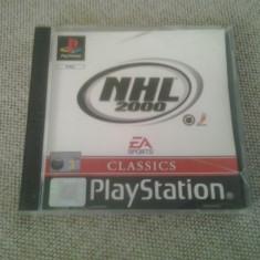 NHL 2000 - PS1 ( GameLand ) - Joc PS1, Sporturi, Multiplayer, 3+