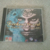Joc PC - Broken Sword - The shadow of templars (GameLand) - Jocuri PC, Actiune, 18+