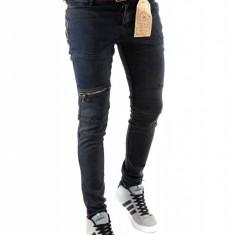 Blugi tip Zara fashion - blugi barbati blugi conici CALITATE GARANTATA cod 6269, Marime: 31, 33, 34, Culoare: Din imagine