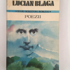 Lucian Blaga - Poezii
