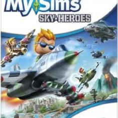 Mysims Skyheroes Wii - Jocuri WII Electronic Arts, Actiune, 3+