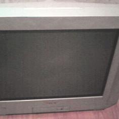 Vand televizor color SONY Trinitron ecran plat tub CRT model KV-21CL1K defect