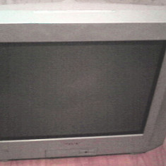 Vand televizor color SONY Trinitron ecran plat tub CRT model KV-21CL1K defect - Televizor CRT