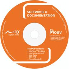 GPS-DVD instalare MIO Moov (2009) Backup DVD - Software GPS