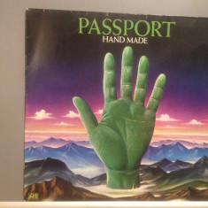 PASSPORT - HAND MADE (1973/ ATLANTIC REC/RFG) - Vinil/Vinyl/JAZZ- Rock/Impecabil - Muzica Jazz warner