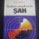 MIHAI RADULESCU - FINALURI COMPLEXE IN SAH - Carte sport