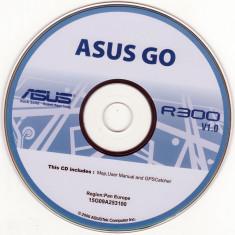 GPS-DVD instalare ASUS Go R300 (2007) Backup DVD - Software GPS