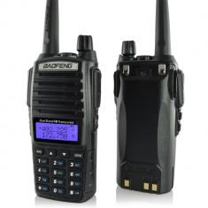 Statie walkie talkie radio Baofeng UV-82 UV 82, garantie - Statie radio