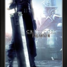 Crisis Core Final Fantasy Vii Psp - Jocuri PSP Square Enix, Role playing