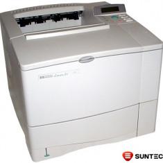Imprimanta laser HP Laserjet 4000 C4118A laser alb-negru (monocrom) - Imprimanta laser alb negru