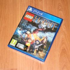 Joc PS4 ( Playstation 4 ) - LEGO - The Hobbit, nou, sigilat - Jocuri PS4, Actiune, Toate varstele