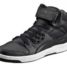 Adidasi Puma Rebound Street-Adidasi Originali-Ghete Piele Barbati - Adidasi barbati Puma, Marime: 42, 43, 44, 44.5, 45, Culoare: Din imagine
