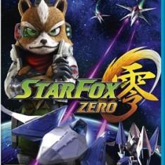 Star Fox Zero Nintendo Wii U - Jocuri WII U, Actiune, 3+
