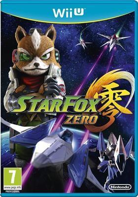Star Fox Zero Nintendo Wii U foto