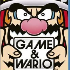 Game And Wario Nintendo Wii U - Jocuri WII U, Actiune, 3+
