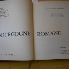 BOURGOGNE - CARTE DE ARHITECTURA - IN FRANCEZA - Carte Arhitectura