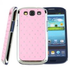 HUSA SAMSUNG GALAXY S3 NEO / DUOS si S3 + STYLUS PEN CADOU - Husa Telefon Samsung, Roz, Carcasa